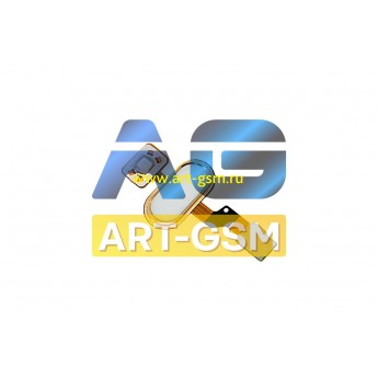 Шлейф Meizu M3S на кнопку home Gold
