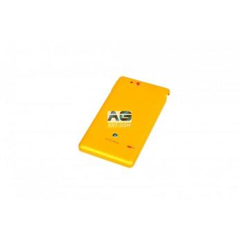 Задняя крышка SONY Xperia Go ST27 Желтый