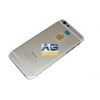 Корпусной часть (Корпус) Apple Iphone 6 Gold AAA