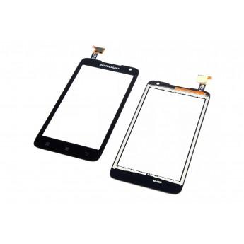 Сенсорное стекло,Тачскрин Lenovo A526 Black (Original)