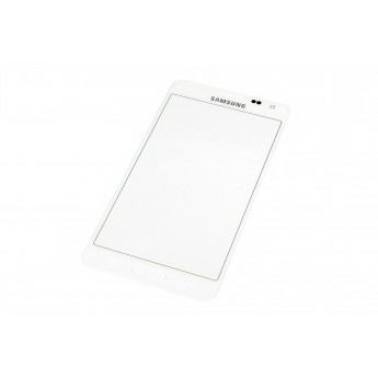 Стекло Samsung Galaxy Alpha G850 White