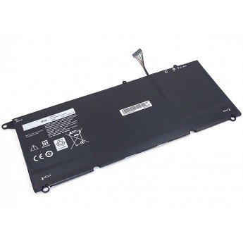 Аккумуляторная батарея для ноутбука Dell XPS 13 9343 9350 (JD25G) 7.4V 52Wh черная OEM