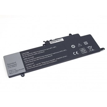 Аккумуляторная батарея для ноутбука Dell 3147 11.1V 43Wh черная OEM