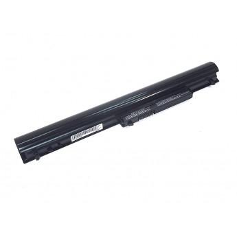 Аккумуляторная батарея для ноутбука HP SleekBook 14 (HY04-4S1P) 14.8V 2200mAh OEM черная