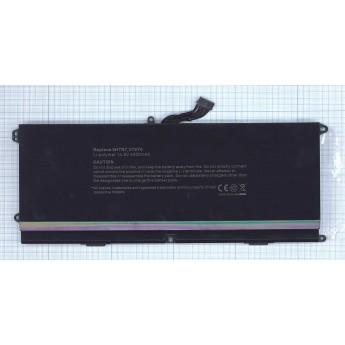 Аккумуляторная батарея для ноутбука Dell XPS 15z 14.8V 4400mAh OEM