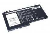 Аккумуляторная батарея для ноутбука Dell Latitude 12-E5270 11.4V 3000mAh черная OEM