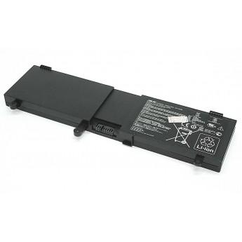 Аккумуляторная батарея для ноутбука Asus N550 15V 59Wh C41-N550 Original черная