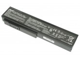 Аккумуляторная батарея для ноутбука Asus X55 M50 G50 N61 M60 N53 M51 G60 G51 5200mah Original черная