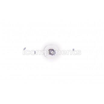 iPhone 4s - кнопка Home (пластик), белая